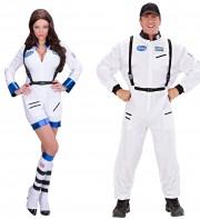 déguisements couples, déguisements d'astronautes Astronaute et Astronaute