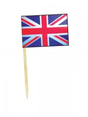 pics à apéro drapeau du Royaume Uni, pics drapeaux anglais Pics Drapeau du Royaume Uni