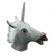 masque de licorne, masque de déguisement, masque animaux, accessoire déguisement animaux, masque d'animal déguisement, masques d'animaux déguisement, se déguiser en animal Masque de Licorne, Latex
