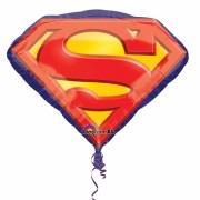 ballon hélium, ballon superman, ballon héros, ballon anniversaire, ballon de superman Ballon Aluminium, Superman