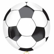 ballon hélium, ballon de foot, ballon euro 2016, ballon foot hélium, décoration euro 2016, décorations de supporter, supporter france Ballon Aluminium, Ballon de Foot, Boule