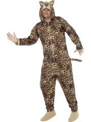 déguisement de léopard, déguisements d'animaux, déguisement jungle, costume de léopard adulte, déguisement léopard homme Déguisement Léopard, Combinaison