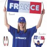 bannière équipe de france, accessoires euro 2016, france, boutique de supporter, écharpe de supporter, accessoires euro 2016, accessoires supporter france Bannière France de Supporter, Goal !
