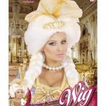 perruque de marquise, perruque historique, perruque blanche, perruque versailles, perruque femme, perruque pas cher paris Perruque de Marquise, Fantasy Queen
