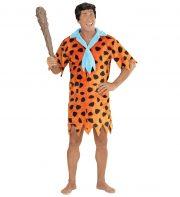 déguisement pierrafeu homme, déguisement pierre à feu, costume pierrafeu, déguisement humour, déguisement dessin animé, déguisement cro magnon homme, déguisement primitif homme Déguisement Cromagnon Pierrafeu