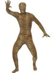 déguisement second skin, déguisement combinaison seconde peau, déguisement morphsuit, déguisement animaux, déguisement léopard, déguisement guépard Déguisement Second Skin, Léopard