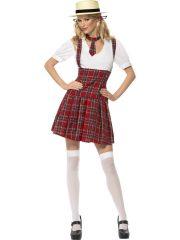 déguisement écolière adulte, costume d'écolière adulte, déguisement sexy, déguisement écossaise, costume d'écolière sexy Déguisement Ecolière, School