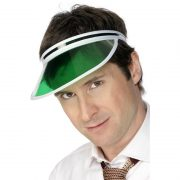 casquette poker, visière de poker, casquette joueur de poker Casquette Visière de Poker, Verte