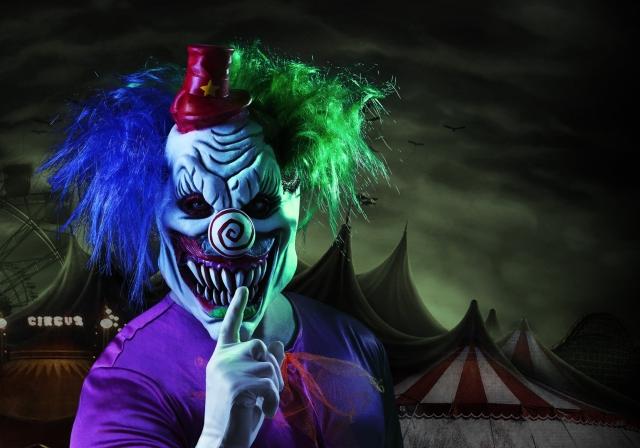Soirée déguisement déco Masques Halloween