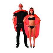 accessoire héros, accessoire de super héros, kit de super héros, cape de héros, accessoire déguisement héros, accessoire super héros déguisement Kit de Héros, Rouge