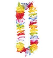 collier hawaïen, collier hawaï, collier de fleurs hawaïen, collier de fleurs hawaï, collier de fleurs hawaïen pas cher Collier de Fleurs Hawaïen, Multi