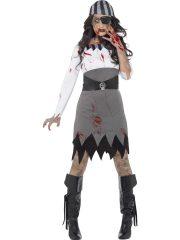 déguisement pirate fantôme, déguisement halloween femme, costume halloween femme, déguisement zombie femme, costume zombie femme, costume zombie adulte, déguisement zombie halloween, costume zombie halloween Déguisement Pirate Zombie