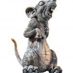 rat zombie halloween, décorations halloween, accessoire déco halloween, rat en plastique halloween, animaux halloween, faux rat halloween, déco halloween rat, faux rat en latex, Rat Maléfique Halloween