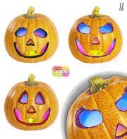 citrouille halloween, décoration halloween, décos citrouilles halloween, fausse citrouille halloween, citrouille lumineuse halloween, décor citrouilles halloween, citrouilles décorations halloween Citrouille Lumineuse Clignotant