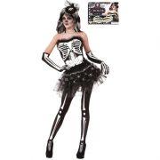 accessoire halloween collier squelette, accessoire squelette déguisement, accessoire déguisement squelette, accessoire bijoux halloween, accessoire squelette déguisement Collier Mains de Squelette, Tour de Cou