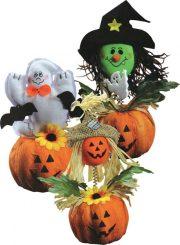 décoration enfant halloween, décor halloween pas cher, décorations citrouilles halloween, décorations enfants halloween, décorations fantômes enfant halloween Décoration Halloween, Citrouille Décorée