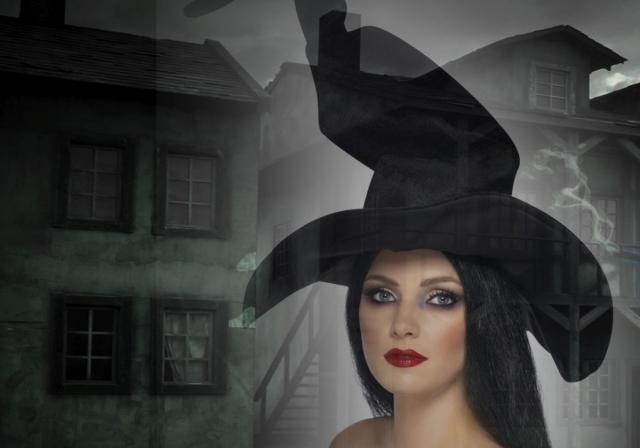 Soirée déguisement déco Chapeaux Halloween