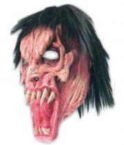 masque de déguisement, accessoire masque déguisement, accessoire masque halloween, accessoire déguisement halloween, masque horreur halloween, accessoire masque horreur, masque latex déguisement Masque d'Ecorché, Latex