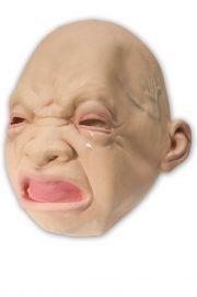 masque de déguisement, accessoire masque déguisement, accessoire masque halloween, accessoire déguisement halloween, masque horreur halloween, accessoire masque horreur, masque latex déguisement Masque de Bébé Maléfique, Latex