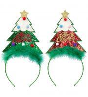 serre tete sapin de noel, accessoire déguisement noel, accessoire déguisement sapin de noel, bonnet de noel, chapeau de noel, bonnet de père noel, bonnet sapin de noel, accessoire noel déguisement, déguisement noel accessoire, déguisement sapin de noel Serre Tête Sapin de Noël