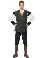 déguisement robin des bois homme, costume robin des bois homme, déguisement médiéval robin des bois, déguisement médiéval adulte, déguisement robin homme Déguisement Robin des Bois