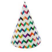 chapeau pointu, chapeau pointu de fete, cotillons et chapeaux pointus, chapeaux de cotillons, chapeaux de fête, cotillons de réveillon Chapeaux Pointus, x 6