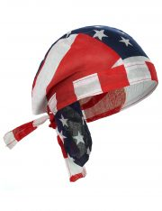 bandana drapeau américain, accessoire américain déguisement, accessoire soirée américaine déguisement, accessoire déguisement états unis, accessoire drapeau américain déguisement Bandana Etats Unis, Drapeau Américain