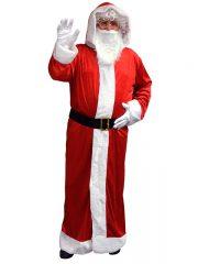 déguisement père noël, déguisement père noel, costume père noel, déguisement père noel adulte, père noel adulte déguisement, déguisement Père Noël, déguisement de père noël pas cher, déguisement père noël paris Déguisement Père Noël, Manteau en Panne de Velours