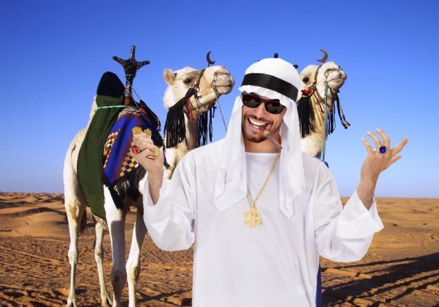Soirée déguisement déco Oriental et Arabe