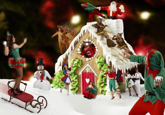 Soirée déguisement déco Déco de Noël et Jour de l'An