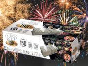 feux d'artifice automatique, mallette feux d'artifice, acheter feux d'artifice paris, feux d'artifice pyragric, feux d'artifice pour particuliers, acheter feux d'artifice paris Feu d'Artifice Automatique, Soirée VIP 188, 2mn30