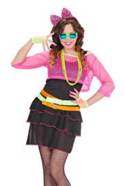 déguisement disco femme, robe disco déguisement, costume disco femme, costume années 80 femme, déguisement années 80 femme, déguisement disco pas cher, déguisement disco femme, soirée années 80 déguisement, déguisement femme Déguisement Disco Années 80, Groupie Girl