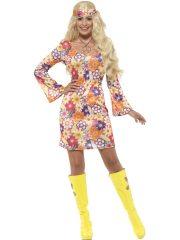 déguisement hippie femme, costume hippie femme, accessoire hippie déguisement, déguisement hippie femme, déguisement années 70 femme, robe hippie déguisement, accessoire déguisement hippie, robe à fleurs hippie femme, déguisement hippie, déguisement femme Déguisement Hippie Flower
