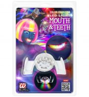 fluo accessoire, accessoire soirée fluo, dentier fluo, objets fluos, déguisement fluo, accessoire déguisement fluo, maquillage fluo, dentier fluo, accessoires soirée fluo Dentier Fluo Lumineux