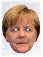 masque célébrités carton, masque politique carton, masque politique déguisement, masque célébrité déguisement, masque angela merkel, masques déguisements, masque politique photo Masque Angela Merkel