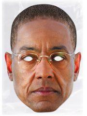 masque célébrités carton, masque politique carton, masque célébrité déguisement, masque gus fring breaking bad, accessoire breaking bad déguisement, déguisement gus fring breaking bad, masques déguisements, masque politique photo Masque Gus Fring, Breaking Bad