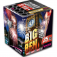 feux d'artifices big ben XXL 500, feux d'artifice automatiques, achat feux d'artifice paris, feux d'artifices compacts, feux d'artifices weco