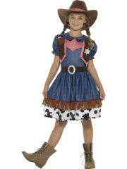 déguisement cowboy enfant, déguisement fille, costume mardi gras enfant, déguisement farwest fille, déguisement cowgirl enfant, déguisement pas cher enfants Déguisement de Cowboy Texane, Fille