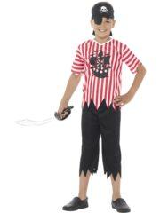 déguisement enfant, déguisement de pirate pour enfant, costume pirate enfant, déguisement enfant pirate, pirates pour garçon, déguisement pirate garçon, costume de pirate Déguisement de Pirate, Jolly, Garçon