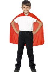 cape rouge pour enfant, cape rouge déguisement, cape déguisement halloween, cape de super héros enfant Cape Rouge de Super Héros, Enfant