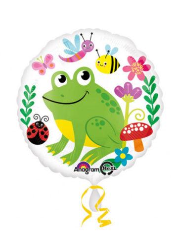ballon hélium, ballon aluminium, ballon animaux, décorations animaux ballons, ballon mylar, ballon décoratif Ballon Aluminium, Grenouille Déco