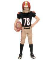 déguisement garçon, déguisement enfant, déguisement footballeur américain pour enfant, déguisement superbowl enfant, costume footballeur américain pour garçon Déguisement de Footballeur Américain, Garçon