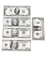 faux billets déguisement, faux dollars déguisement, accessoires faux billets, faux dollars articles de fête Faux Billets, Dollars Américains