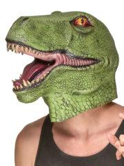 masque de Trex, masque dinosaure, masque en latex animaux, masques animaux en latex, déguisement dinosaure Masque de Dinosaure, Latex
