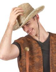 chapeau de paille cowboy, chapeau de paille déguisement, chapeau en paille pas cher paris, chapeau de cowboy en paille, chapeau de paille Chapeau de Cowboy Paille
