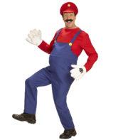 Déguisement de Super Plombier Mario