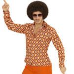 déguisement disco homme, déguisement années 70 femme, chemise disco homme déguisement, déguisement disco homme pas cher, déguisement disco paris, chemise disco pour homme déguisement Déguisement Disco, Chemise Groovy 70, Rhombus