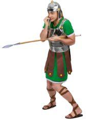 déguisement de légionnaire romain, déguisement romain homme, costume romain homme, déguisement gladiateur romain homme, déguisement gladiateur adulte, déguisement centurion romain asterix Déguisement Centurion Légionnaire Romain, Argent