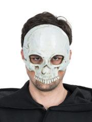 masque tête de mort, masque de déguisement, masque de déguisement, masque déguisement halloween, accessoire halloween déguisement, masque de squelette, masque de tête de mort Demi Masque Tête de Mort Halloween
