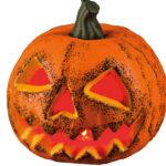 citrouille halloween, décoration halloween, décos citrouilles halloween, fausse citrouille halloween, citrouille lumineuse halloween, décor citrouilles halloween, citrouilles décorations halloween Citrouille Lumineuse, Aspect Vieilli
